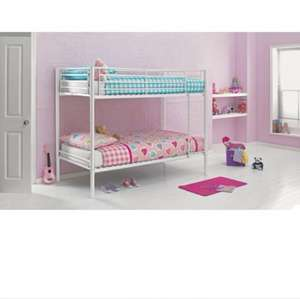 Shorty bunk bed frame £59.99 @ Argos!