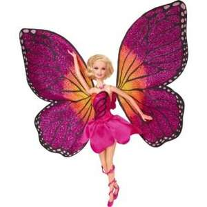 Barbie Mariposa Feature Doll Was £24.99 Now £12.99 @ Argos