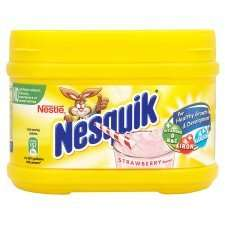 Nesquik Banana/Strawberry/Chocolate 300g £0.99 (Half Price) @ Tesco