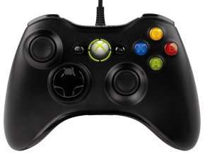 Microsoft Wired Xbox 360 & PC (Windows) Controller £17.75 @ Kikatek