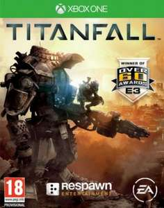 Titanfall on Xbox One for £37 with code @ Tesco Direct