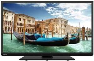 Toshiba 40L1353B 40 inch Full HD 1080p LED TV with Freeview HD - Free Delivery £299.99 @ Amazon