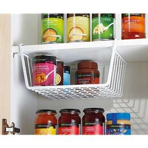 Under shelf storage basket £1.30 @ Asda Direct