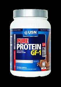 USN Pure Protein GF-1 3.28kg for £31.99 Pistachio flavour @ USN