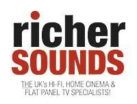 "Free 42"" LG TV @ Richer Sounds - For AMEX members spending £3000+"