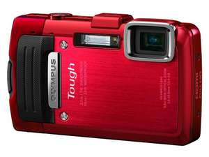 Olympus Stylus TOUGH TG-830 £169.00 @ Amazon