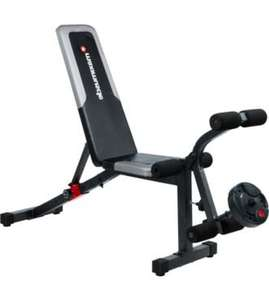 Maximuscle Leg Press Exercise Bench Attachment £19.99 @ Argos