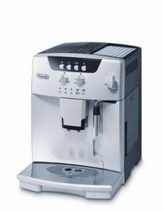 Delonghi ESAM04.110.S Magnifica 15 Bar Bean to Cup Espresso/ Cappuccino Machine - Silver  £249.99 @ Amazon