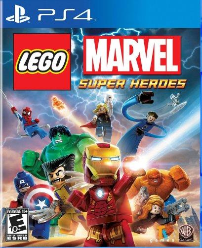 Lego Marvel Super Heroes - PS4 [Digital Code] - £17.96 @ amazon.com