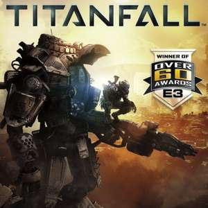 Titanfall PC - £23.62, through Mexican Origin