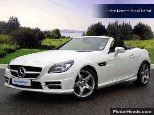 Mercedes SLK 200 AMG SPORT 2dr Auto PCH £238.80 / mth 6+23 (10k miles) @ gateway2lease