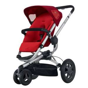 Quinny Buzz 3 pushchair Rebel Red £199 at Toys R Us! Next cheapest is £270, Matching Carrycot only £49 RRP £149! Bargain!