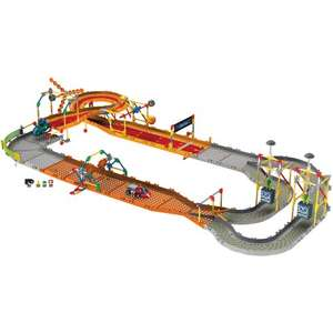 I NEED THIS - K'nex Bowser's Castle Ultimate Building Set with 2 karts - Mario Kart Wii £37.98 delivered @ The Works