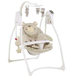 Graco Lovin Hug Swing - Bear & Friends (Was 99.99) £79.99 @ Toys R Us / Ebay Outlet