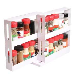 Swivel spice rack 50% off (free P&P, no code needed) £4.99 @ JML