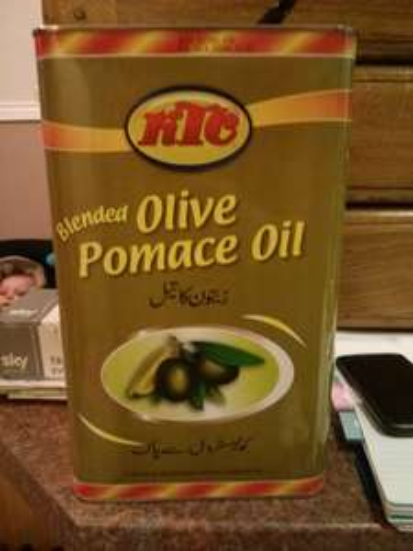 KTC Blended Pomace Olive Oil 5L ASDA £3