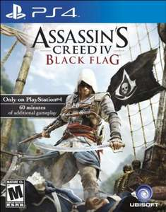 Assassins Creed Black Flag PS3/PS4 [Digital Code] £17.96/£23.94 @ Amazon US (US PSN Account needed)