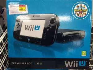 Wii U Premium pack with Nintendo Land £169.91 @ Currys Instore