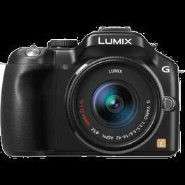 Panasonic g5, 5 year warranty, + free 8gb class 10 card + free camera bag £295.95 @ UK Digital