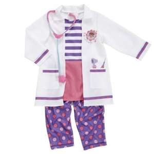 Doc McStuffins dress up outfit from £9.75 @ Sainsbury's also loads of other costumes discounted by 25%
