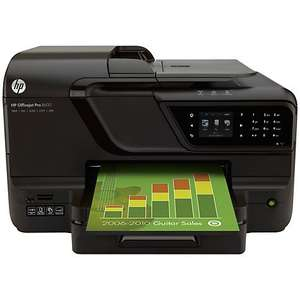 HP Officejet Pro 8600A Wireless e-All-in-One Printer & Fax Machine £99.95 @ John Lewis.