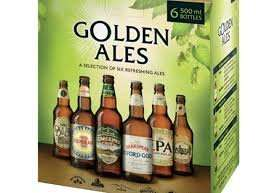 COSTCO - Golden Ales 12 x 500ml £13.18 incl VAT (from 24/02 to 16/03)