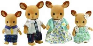 Up to 50% Off Sylvanian Families - from £9.59+ @ Amazon.co.uk (daily deal).
