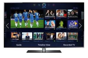 Samsung UE55F6740 with a FREE 5 YEAR WARRANTY £1039.99 @ beyond television.co.uk
