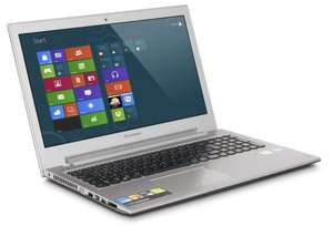 Lenovo Z500 laptop with i3 2.5 GHzprocessor, dedicated Nvidia 1 gb graphics, bluetooth, backlit keyboard and dolby home theatre sound £379.98 @ Ebuyer