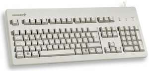 White Cherry MX 3000 Mechanical Keyboard (Blue Switches) £42 @  WarehouseClearout / Ebay