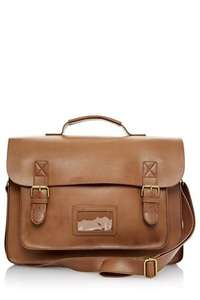 UPDATE - STILL IN STOCK - Bargain!! NEXT Tan Window Satchel was £45.00 now £22.00 in Next Clearance. Click and Collect to store = No postage costs