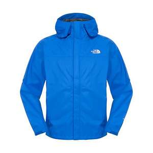 Mens blue north face venture jacket - £60 @ John Lewis - online