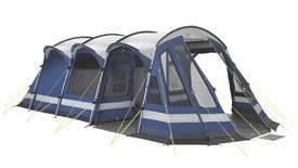 Outwell Bahia 5 tent package incl tent, carpet and footprint only £650 delivered @ The Family Tent Shop