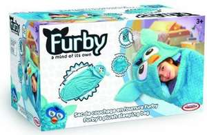 Furby Plush Sleeping Bag @ Home Bargains