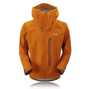 MONTANE eVent AIR WATERPROOF JACKET OVER 50% OFF £112.50 @ Sportshoes.com