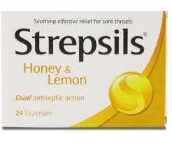 Poundland sell Strepsils at a bargain price
