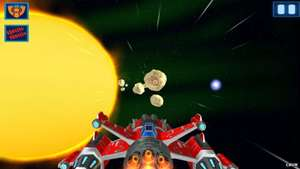 Play to Cure: Genes in Space @ Cancer Research..Free App, help beat Cancer