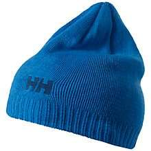 Beanies in John Lewis from £5.00 with free click and collect.Brands like Helly Hansen, CK,The North Face