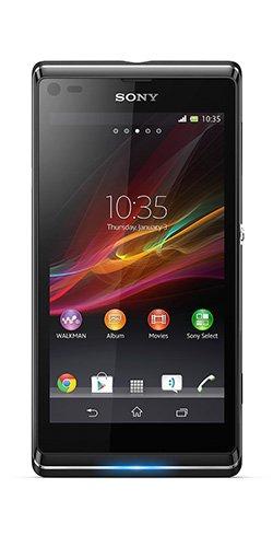 Vodafone Sony Xperia L 8GB PAYG Black £100 @ PrePayMania