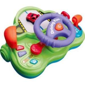 Chad Valley Toy Steering Wheel now £6.99  at Argos.