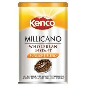 Kenco Millicano Sunlight Blend Wholebean Instant Coffee Tin £2 @ asda