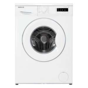 Servis WP1249F2W White Washing Machine - Store Pick Up @ ARGOS at £199.99 Save £130.00