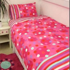 Various children's bed linen from £2.00 at linen store