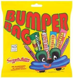 Swizzels Matlow Bumper Bag Assorted Sweet 210 g (Pack of 9) £6.57 @ Amazon (Add-on item)