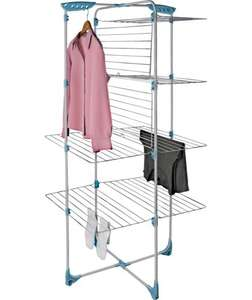 Minky Tower 40m Indoor Clothes Airer £29.99 at Argos.
