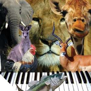 Saint-Saens: Carnival of the Animals - Download Free @ Archive.Org