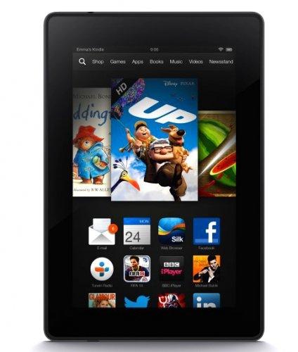 """Kindle Fire HD 7"""" 16GB WIFI 2013 £119.00 @ Tesco Direct"""