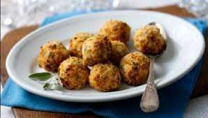 Tesco 20 Butcher's Choice Pork Sage & Onion Stuffing Balls 68p Instore