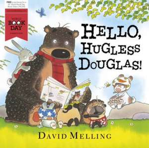 Hugless Douglas world book day £1 free p&p @ waterstones