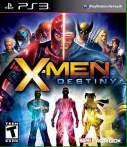 X -Men Destiny PS3 New £5 Amazon (free del with prime or spend over £10 )
